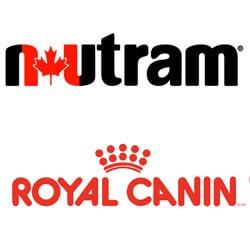 Logo Nutram Royal Canin
